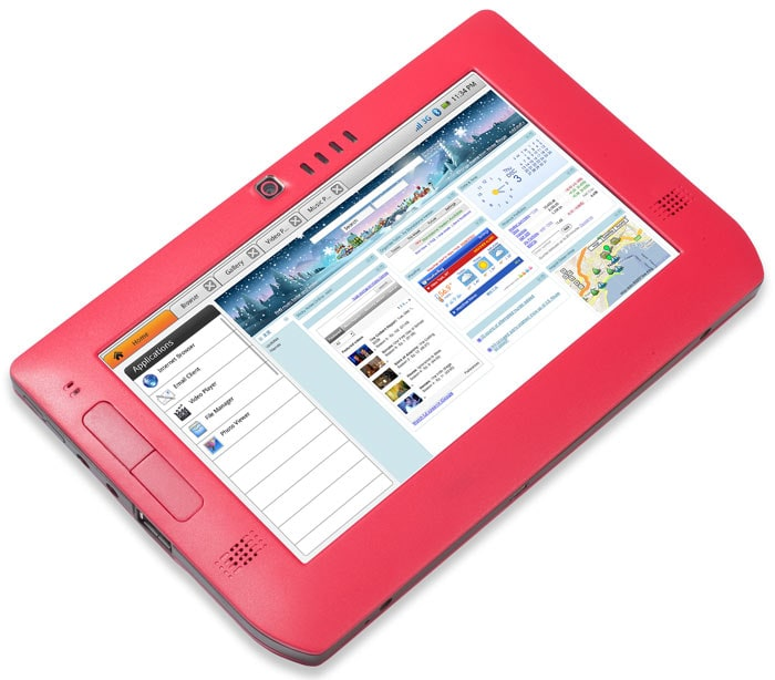 Freescale's sub-$200 tablet
