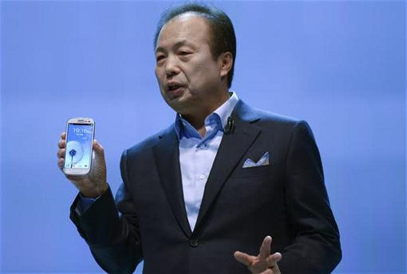 Samsung Galaxy S III in pictures