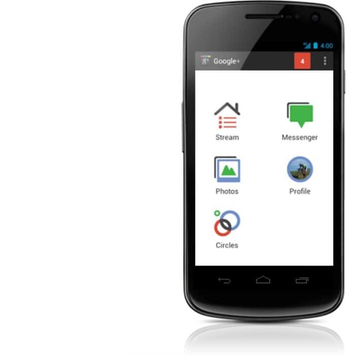 In Pics: Samsung Galaxy Nexus