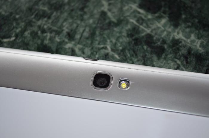Samsung Galaxy Note 800 hands on
