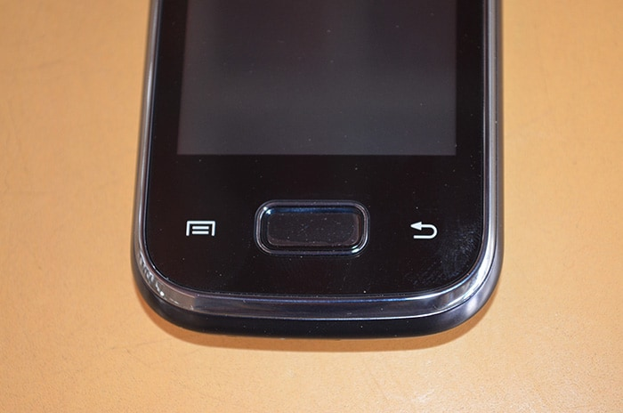 Samsung Galaxy Pocket: First look