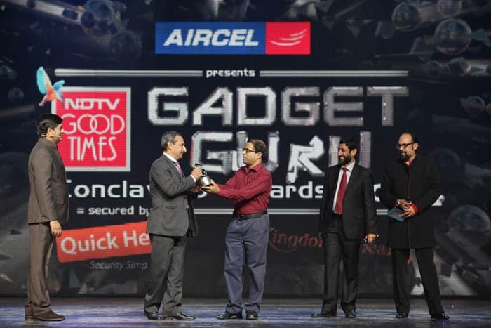 Gadget Guru Conclave Awards 2012