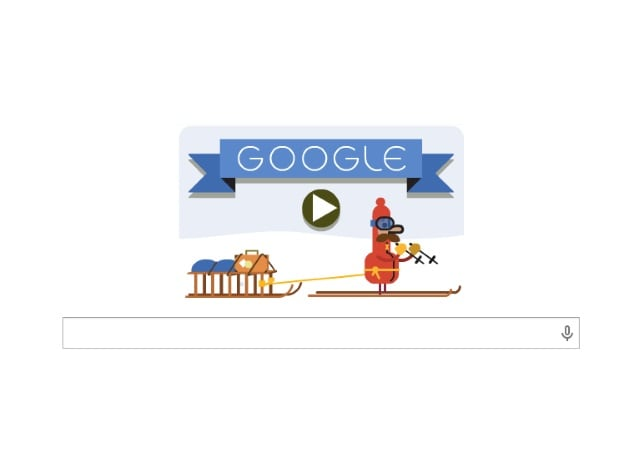 Google doodles of 2014