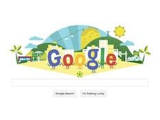 Google's World Cup 2014 Doodles