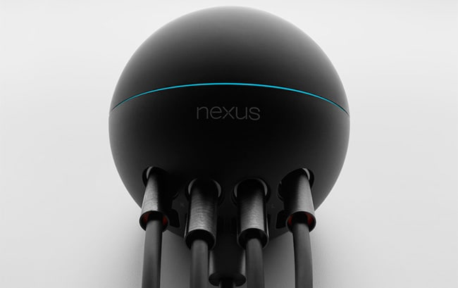 Google Nexus 7 and Nexus Q