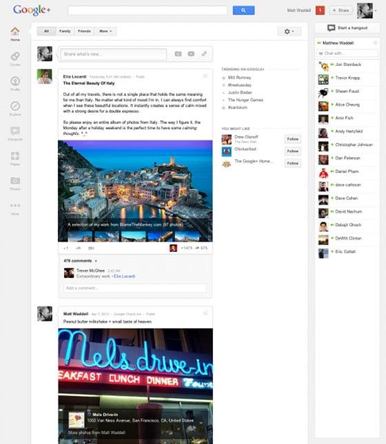 Google+ gets a revamp