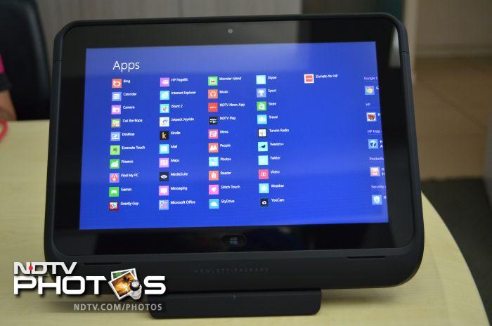HP ElitePad 900: First look