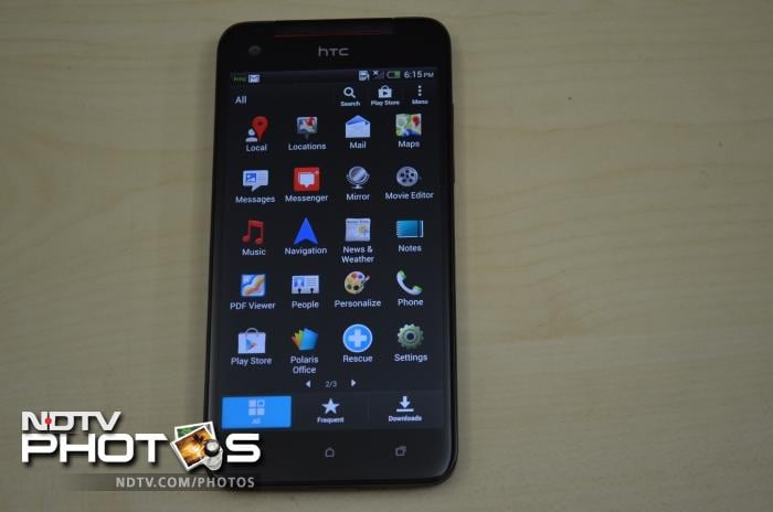 HTC Butterfly: First look