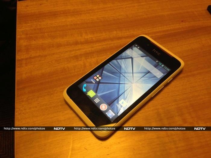 HTC Desire 210 Dual SIM hands on