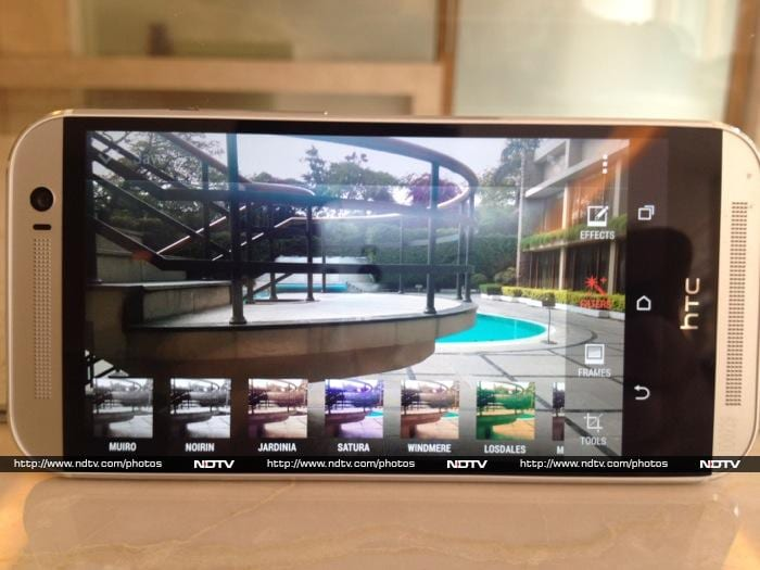 HTC One (M8): First look