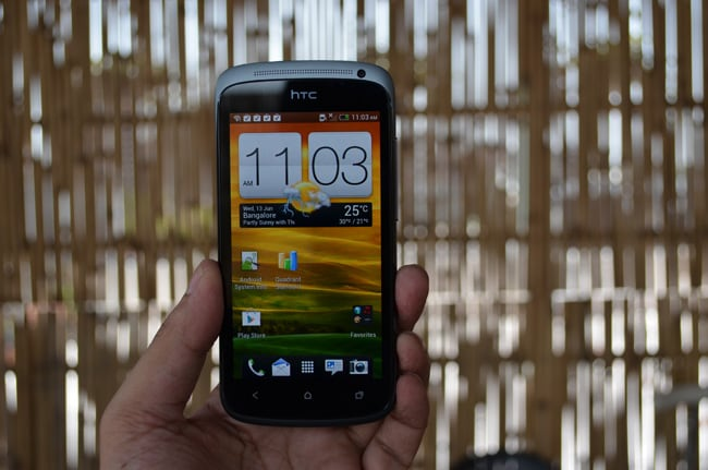 HTC One S: First look (pictures)