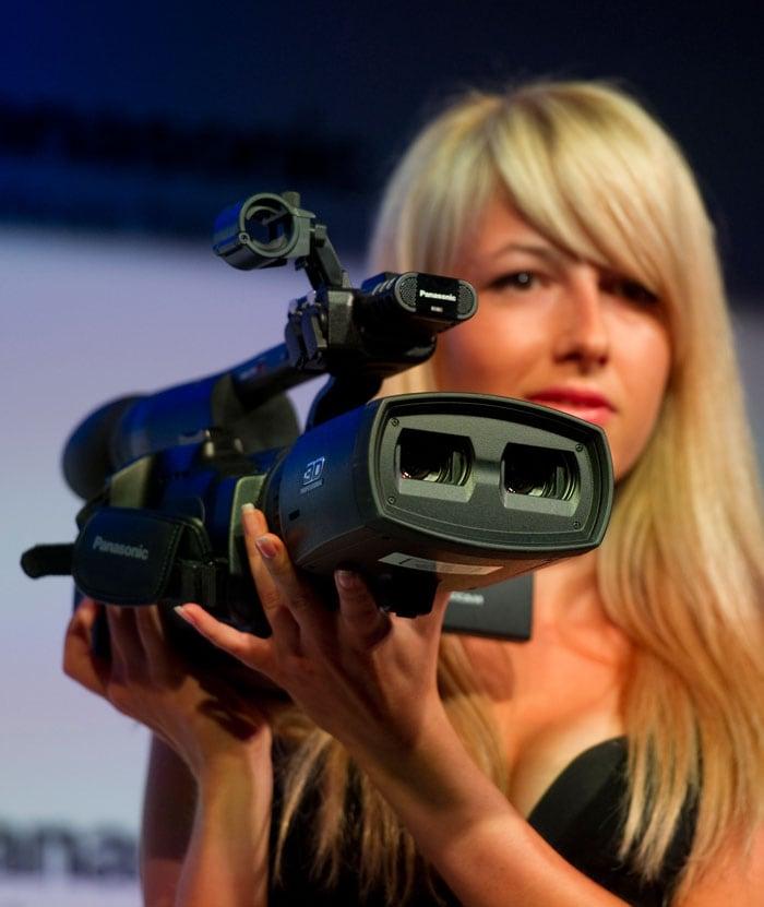 At IFA Berlin 2010