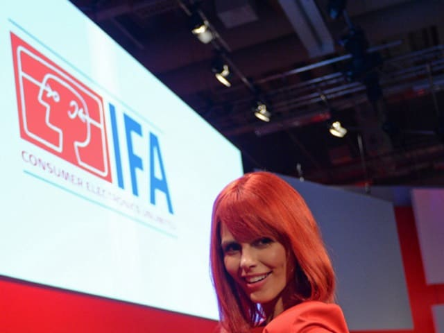 Photo : IFA 2014 in Pictures