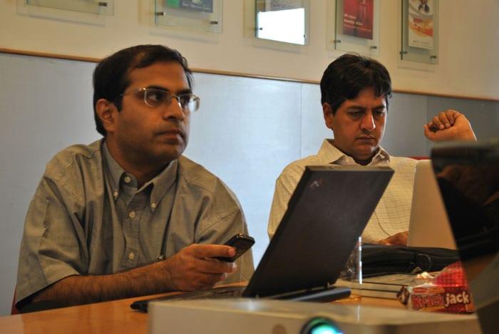 Quickheal NDTV Techlife Awards: Internal Jury Meet 2010