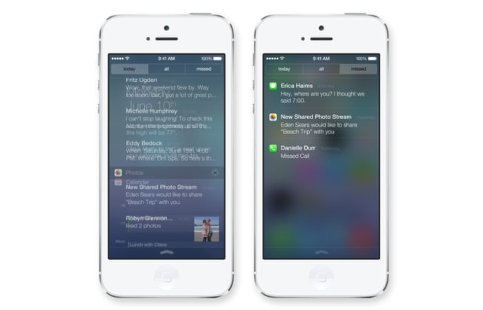iOS 7: First look