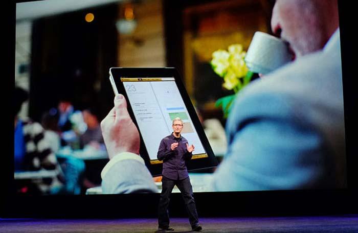In Pics: Launch of Apple iPad 3