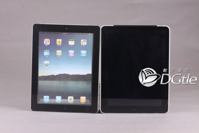 iPad 2: leaked pictures