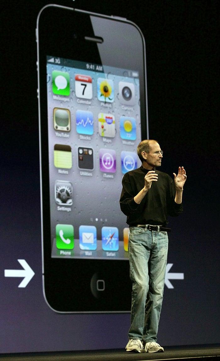 iPhone 4: Apple's 'new baby'