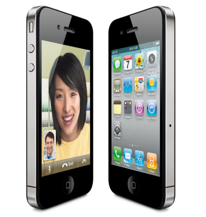 iPhone 4 launches in India