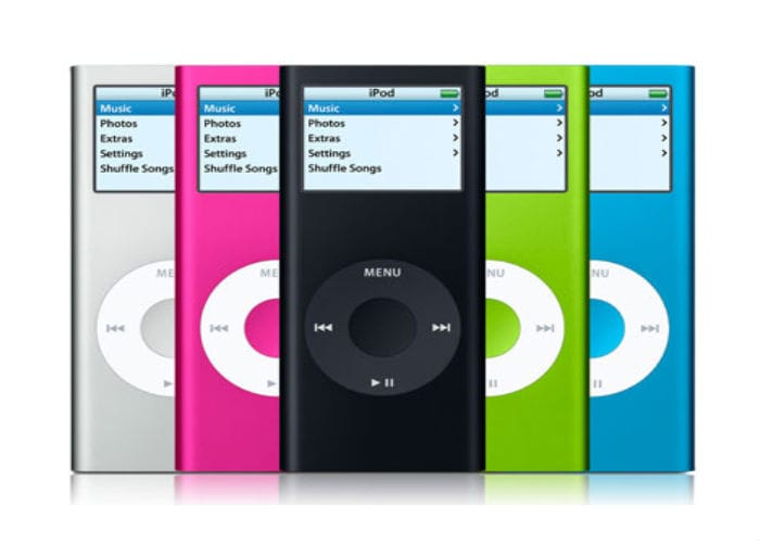 In Pics: Ten years of the iPod
