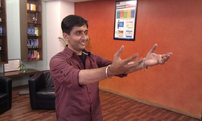 Gadget Guru's hands on with Microsoft Kinect