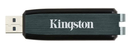 Kingston's 256GB USB flash drive