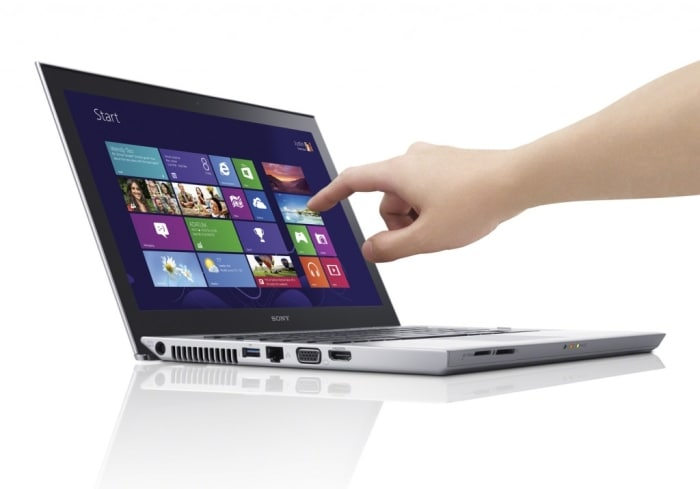 Laptops/ Ultrabooks/ All-in-ones at CES 2013