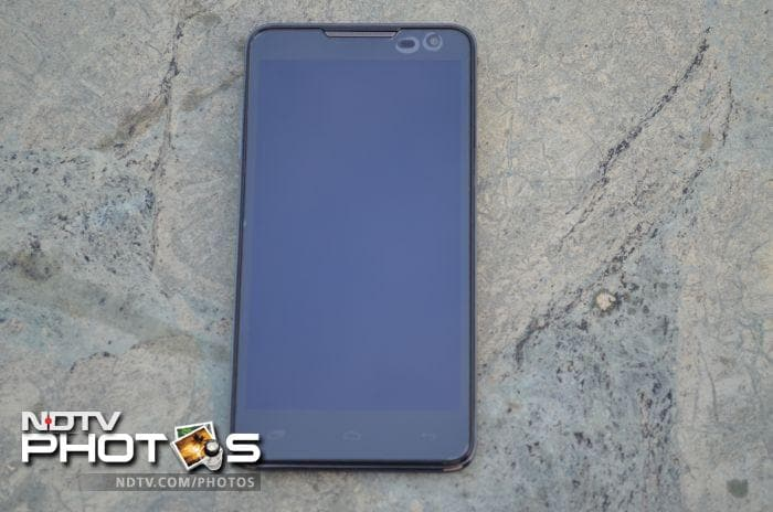 Lava Iris 504Q: In pictures