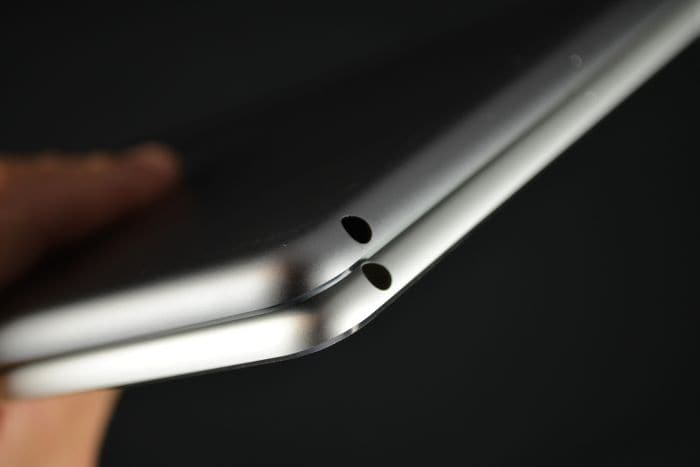 Leaked images of fifth-generation iPad