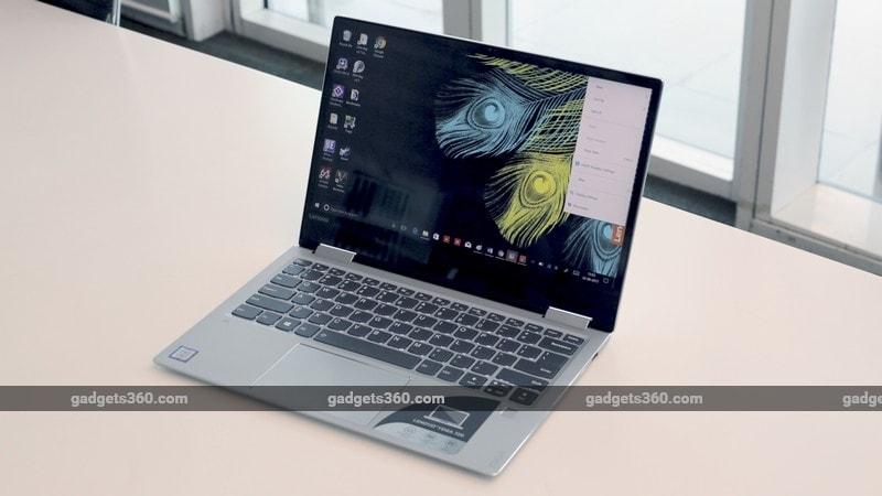 Lenovo Yoga 720 (Images) | NDTV Gadgets360 com