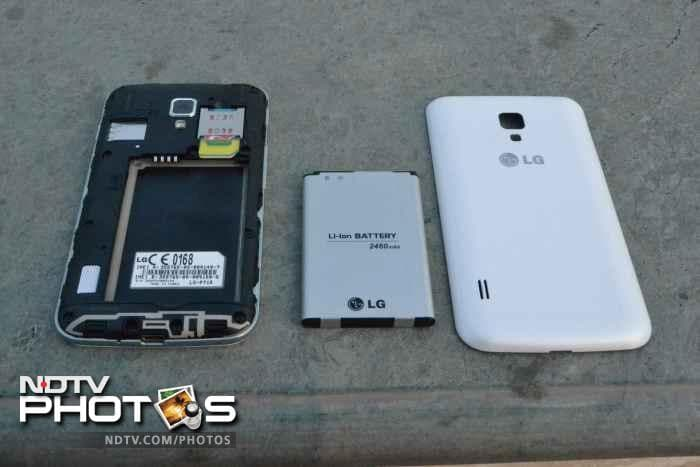 LG Optimus L7 II: First look