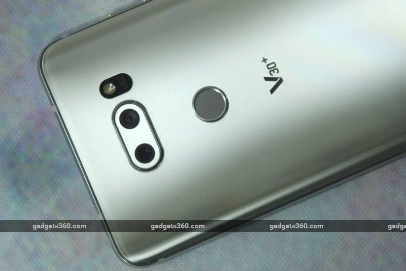 LG V30+ (Images) | NDTV Gadgets360 com
