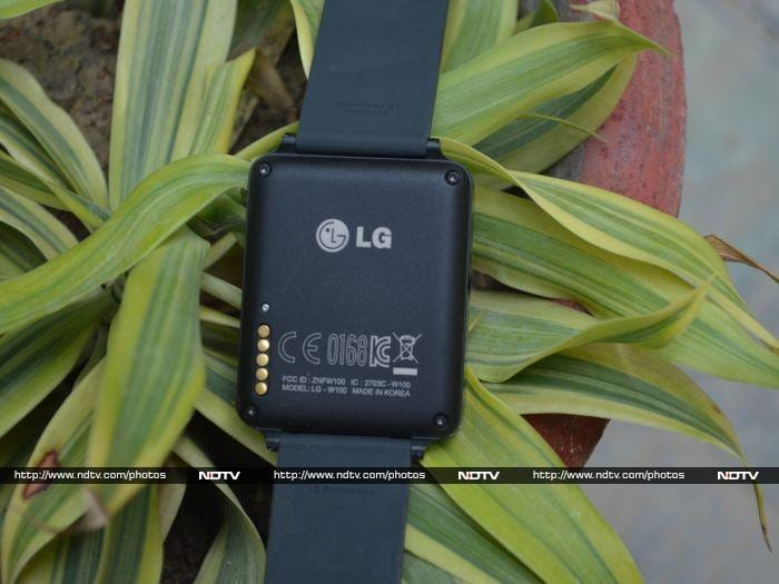 LG G Watch and Samsung Gear Live With Android Wear
