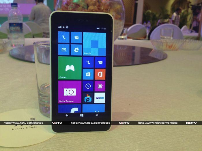 Lumia 630 Dual SIM Hands-On