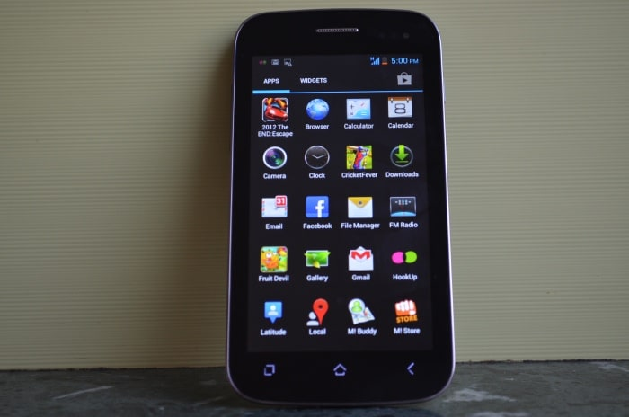Micromax A110 Superfone Canvas 2: First Look