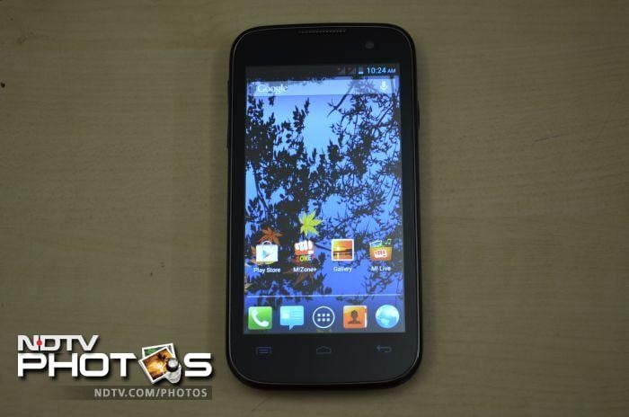 Micromax A88 Canvas Music: In pictures