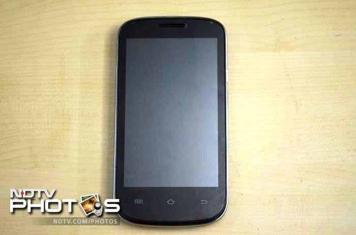 Micromax A89 Ninja: In pictures