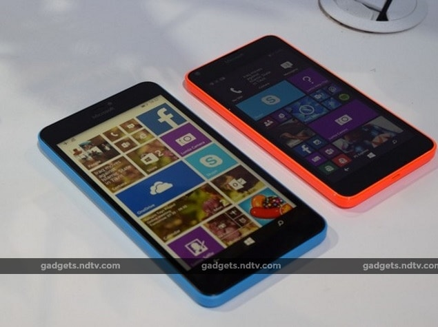 Microsoft Lumia 640 and Lumia 640 XL: First Look