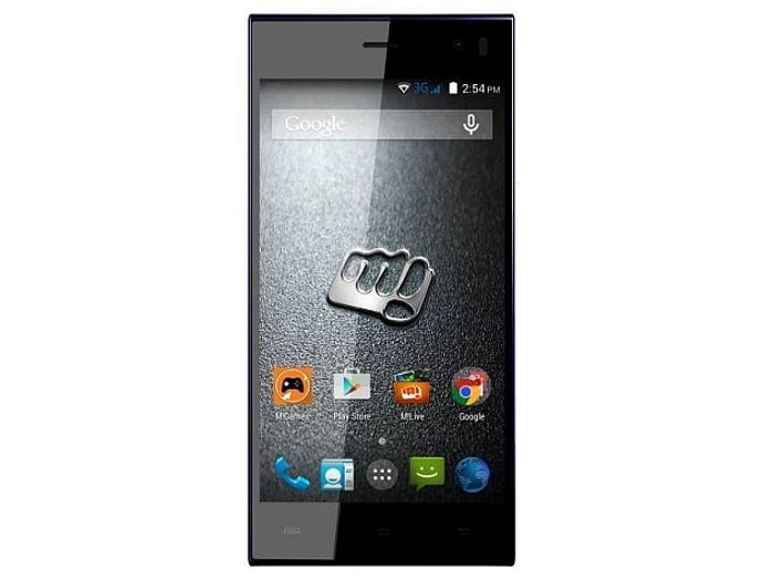 Micromax Canvas Express