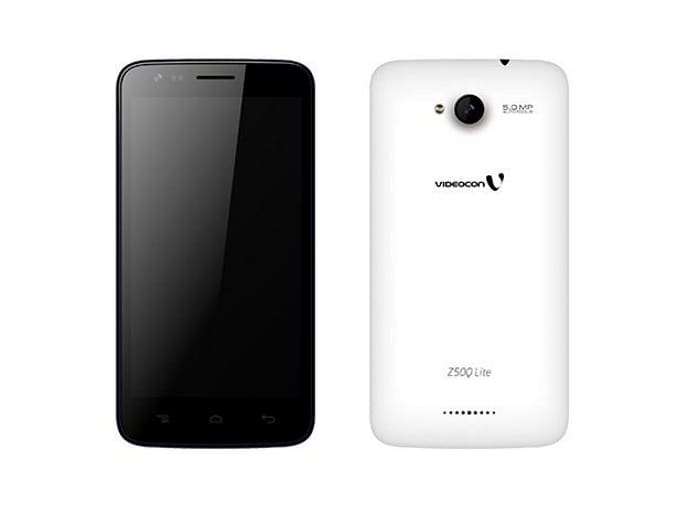 Videocon Infinium Z50Q Lite
