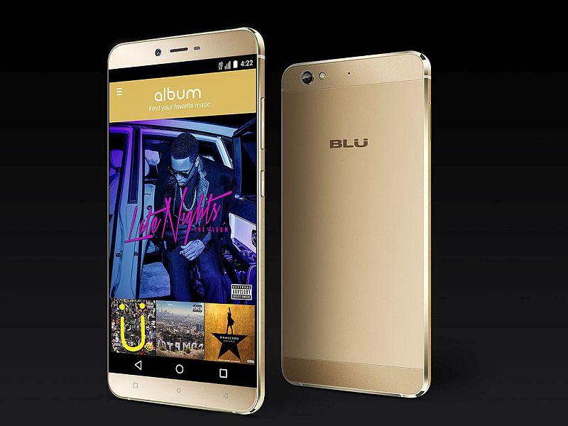 Blu Vivo 5