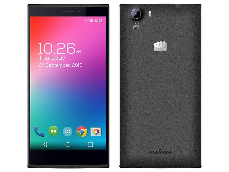 Micromax Canvas Play 4G