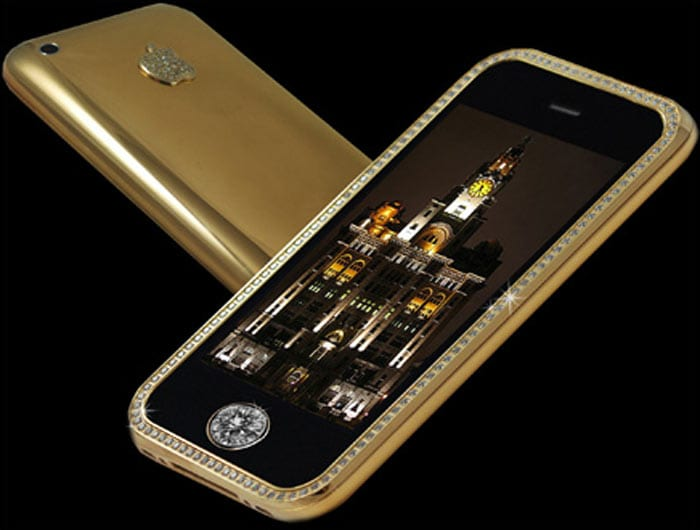 most expensive iphone the world s most expensive iphone pictures ndtv 12655