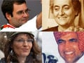 Most searched-for politicians in India