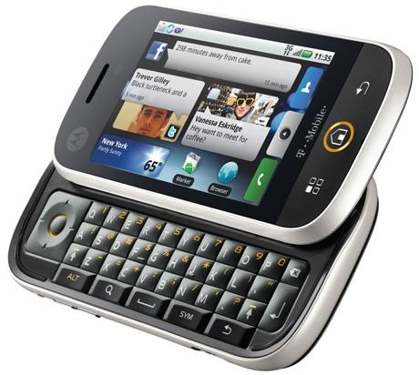 Motorola Cliq aka Dext