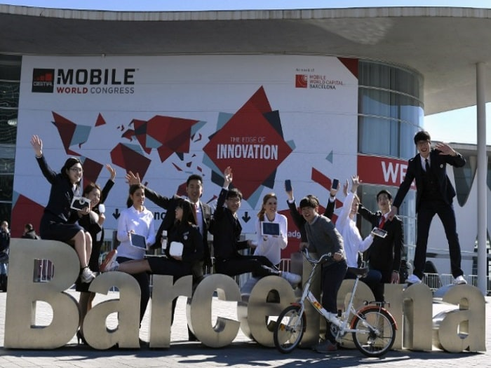 MWC 2015 in Pictures