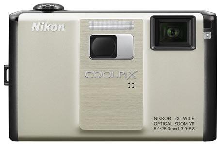 Coolpix S1000pj: Nikon's camera cum projector