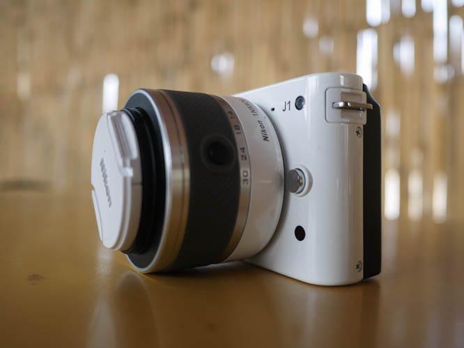 Nikon V1 and J1