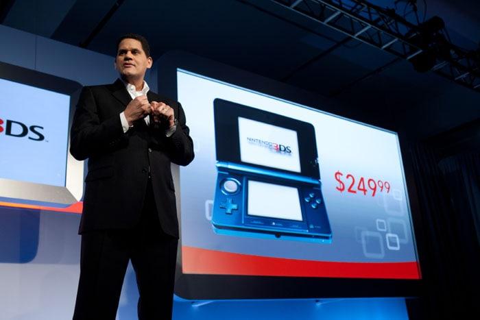 Nintendo 3DS Launch