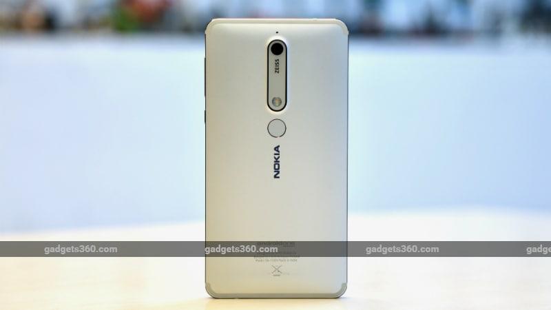 Nokia 6 (2018) (Images) | NDTV Gadgets360 com